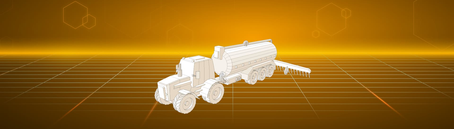 Animation Agriculture by KTR Systems GmbH