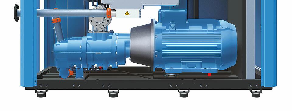Referenz Pumpen und Kompressoren Boge von KTR Systems GmbH