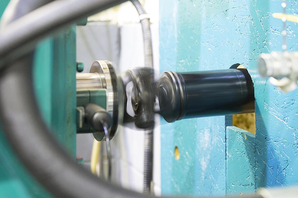 Referenz Hydraulic Micron Hydraulic von KTR Systems GmbH