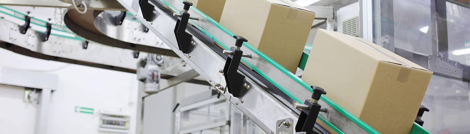 Verpackungsmaschinen mit KTR Kupplungen
