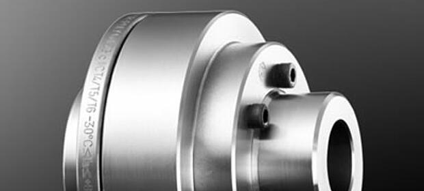 Torsionally flexible shear shaft couplings POLY by KTR Systems GmbH