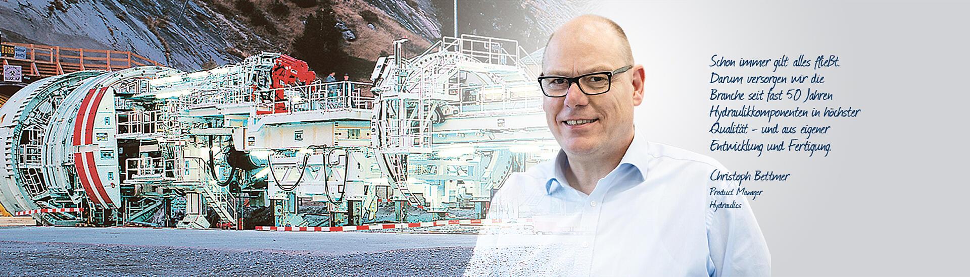 Ansprechpartner Hydraulik Komponenten - KTR Systems GmbH