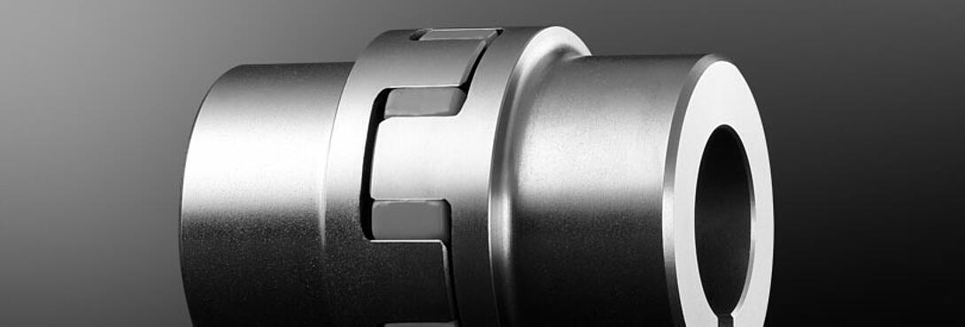 Flexible jaw couplings ROTEX Standard grey by KTR Systems GmbH