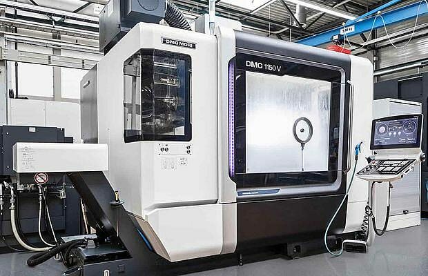 Industry Machine Tools - KTR Systems GmbH