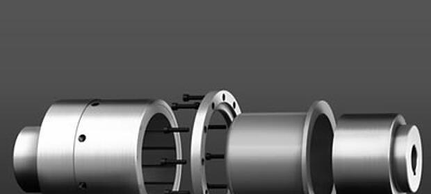 Magnetkupplungen MINEX-S von KTR Systems GmbH