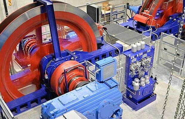 KTR Reference - SEW - KTR Systems GmbH