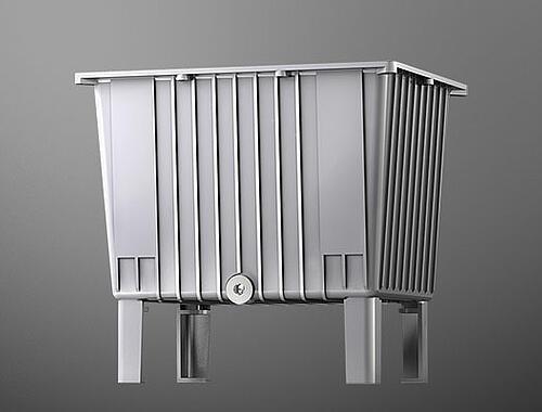 Aluminum tank BAK 12 | KTR Systems