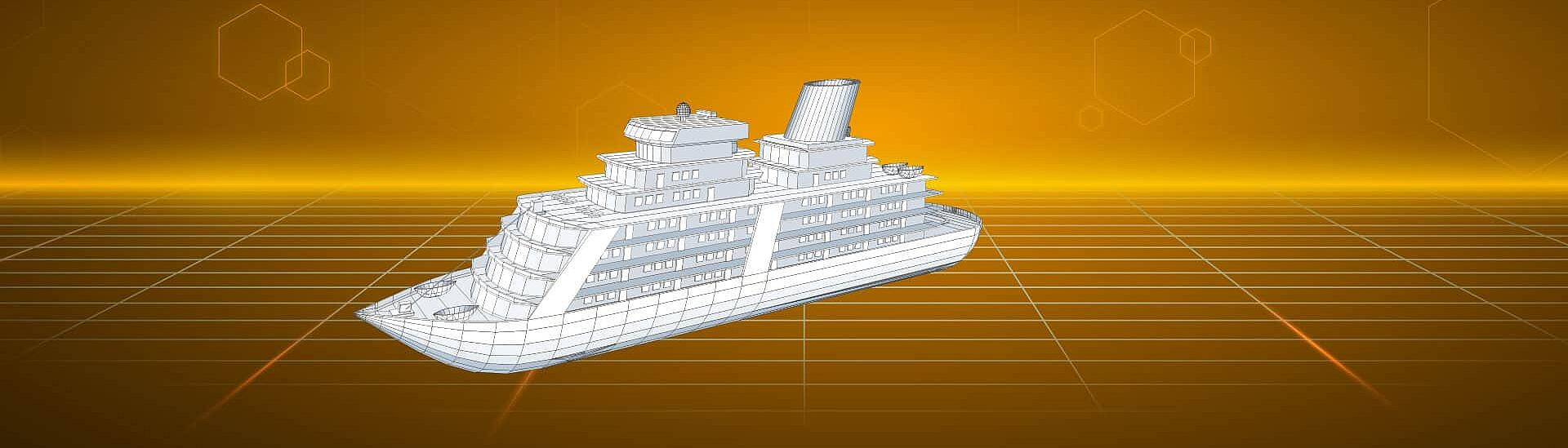 Animation Marine Technology by KTR Systems GmbH