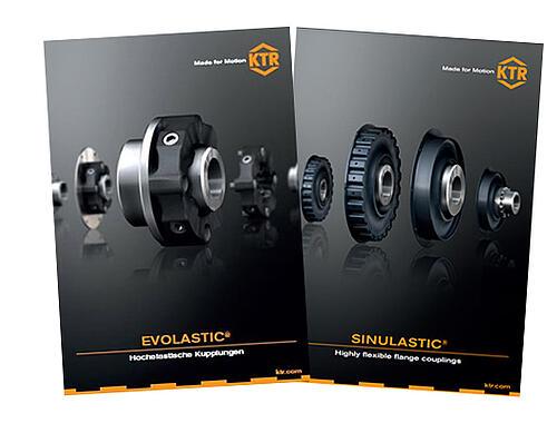 Kataloge SINULASTIC und EVOLASTIC   KTR Systems