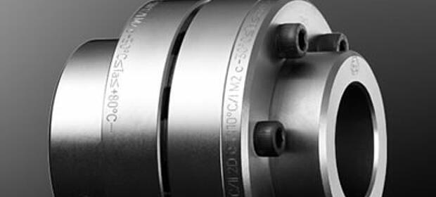 Torsionally flexible shear type shaft couplings POLY-NORM by KTR Systems GmbH