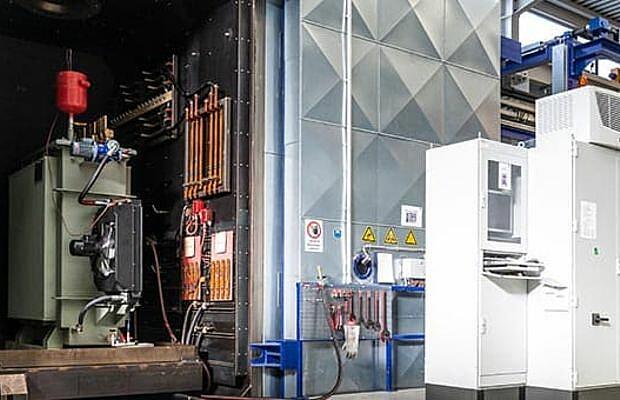 Reference Wind power - Schneider Elektrotechnik - KTR Systems GmbH