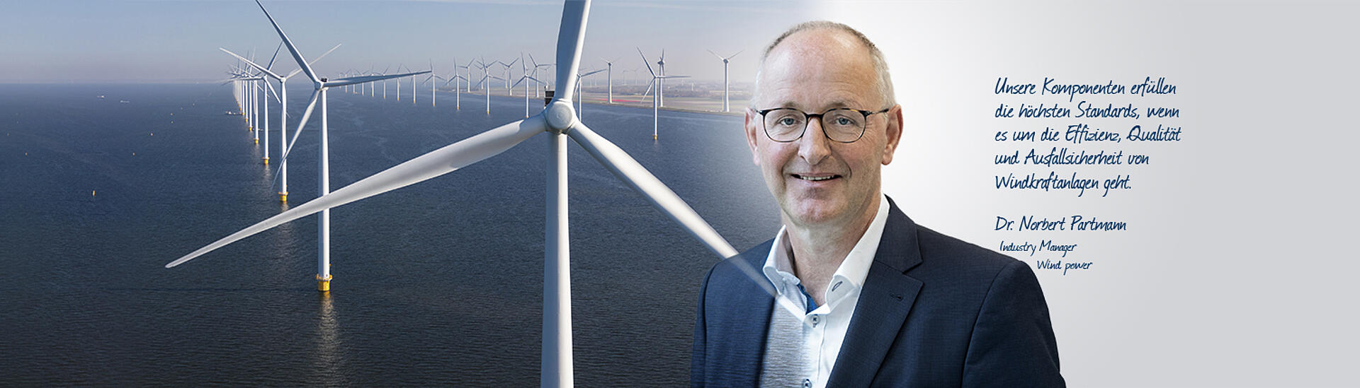 Branche Windkraft - KTR Systems GmbH