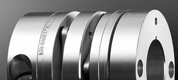 Servolamellenkupplungen RADEX-NC HT DK von KTR Systems GmbH