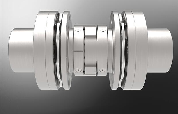 RIGIFLEX steel lamina couplings by KTR Systems GmbH