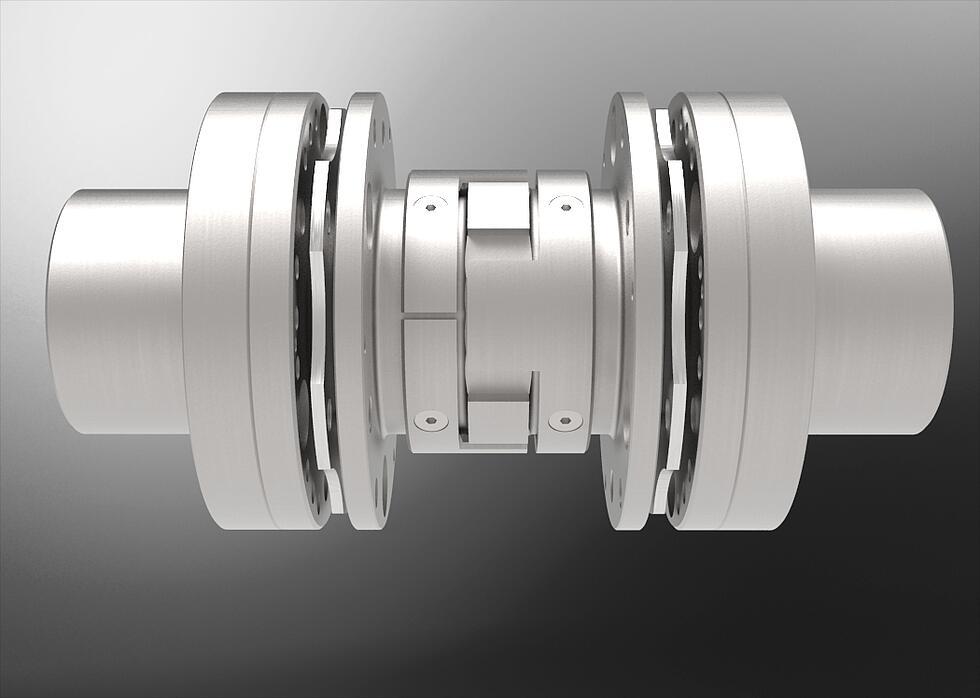 RIGIFLEX Stahllamellenkupplung von KTR Systems GmbH