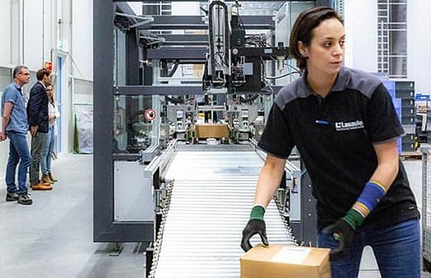 Branche In-Haus-Fördertechnik - KTR Systems GmbH
