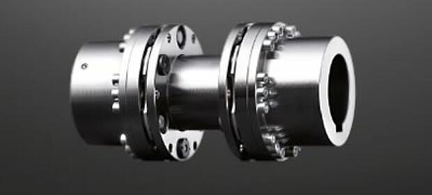 Steel lamina couplings RIGIFLEX-N by KTR Systems GmbH