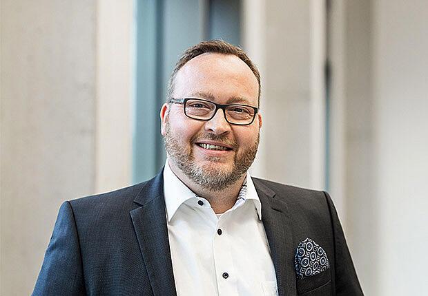 Vertriebsbüros Rene Pottmann von KTR Systems GmbH