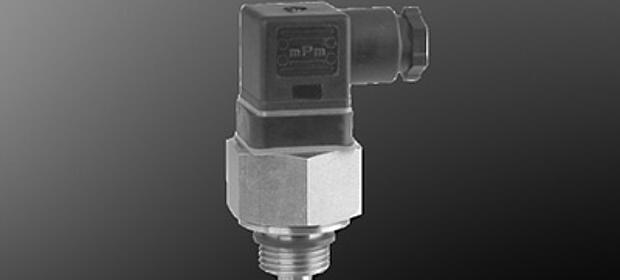 Temperature sensor TE-PT 100 by KTR Systems GmbH
