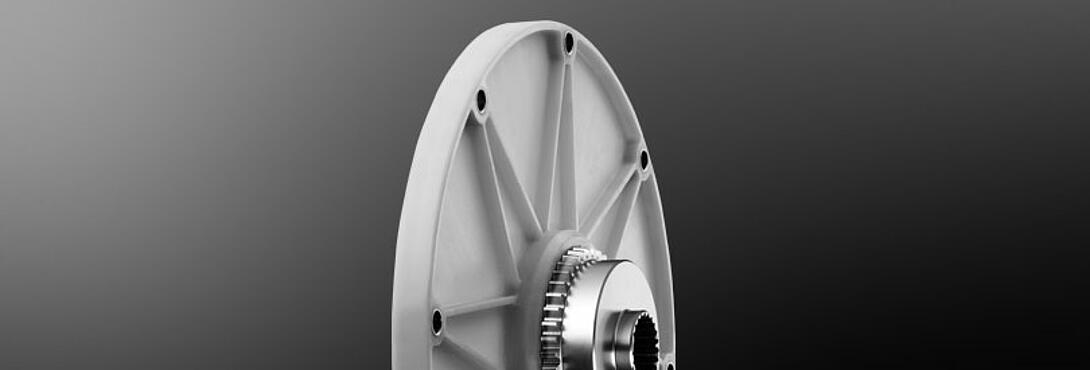 Torsionally rigid flange couplings BoWex FLE-PA by KTR Systems GmbH