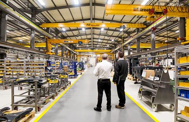 Referenz Werkzeugmaschinen - Heller - KTR Systems GmbH