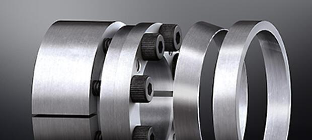 Innenspannsaetze von KTR Systems GmbH