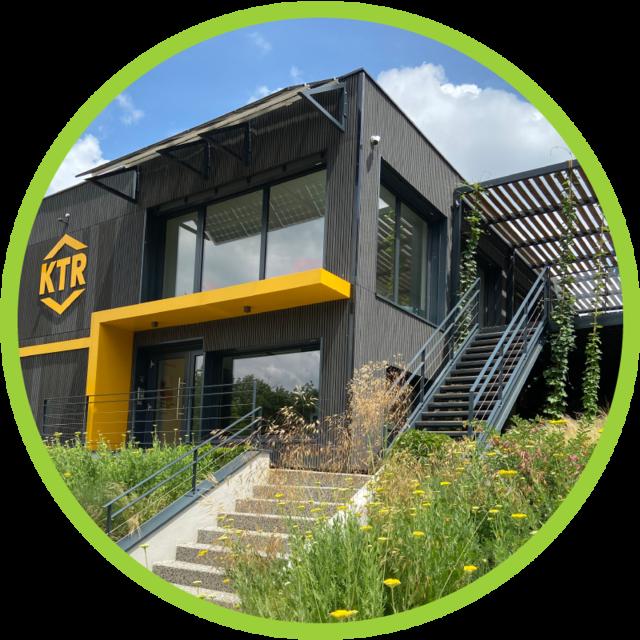 Sustainability - Green Company - KTR Systems GmbH