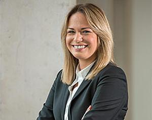 Branchenmanagerin Pia Wiesmann | KTR Systems
