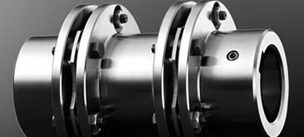 Stahllamellenkupplungen RADEX-N von KTR Systems GmbH