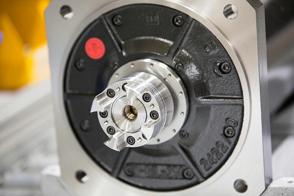 Hochelastische Flanschkupplungen BoWex-ELASTIC HE1/HE2 von KTR Systems GmbH