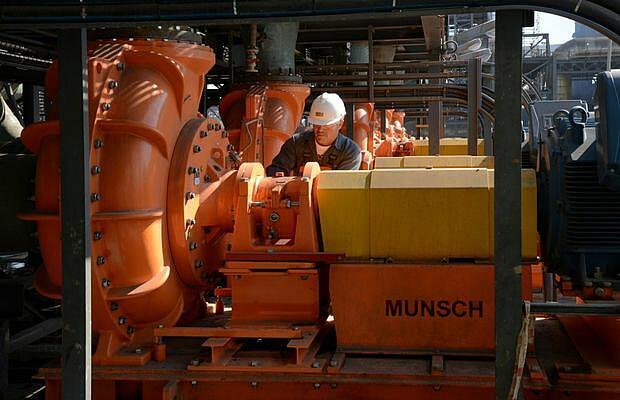 Referenz Pumpen und Kompressoren - Munsch - KTR Systems GmbH