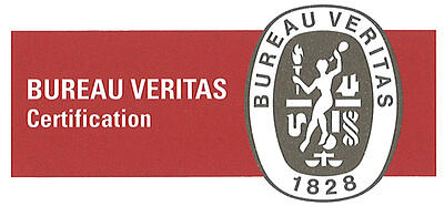 Logo Bureau Veritas by KTR Systems GmbH