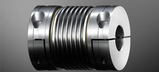 Metall bellow-type couplings TOOLFLEX S-H / M-H by KTR Systems GmbH