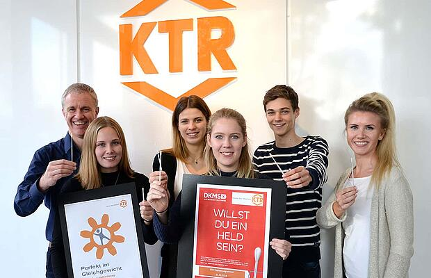 Health day at KTR by KTR Systems GmbH