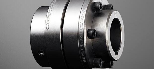 Elastische Klauenkupplungen und Bolzenkupplungen POLY-NORM von KTR Systems GmbH