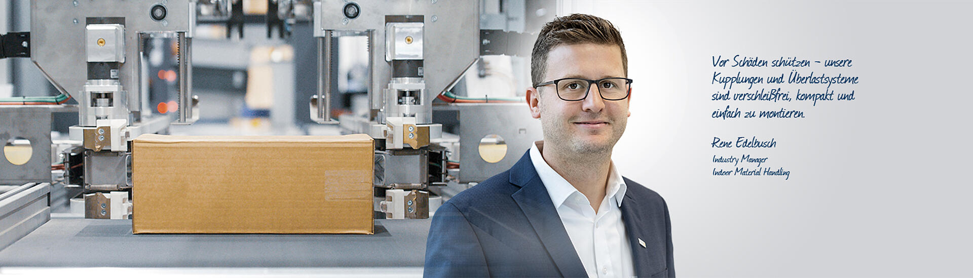 Ansprechpartner Branche In-Hausfördertechnik - KTR Systems GmbH