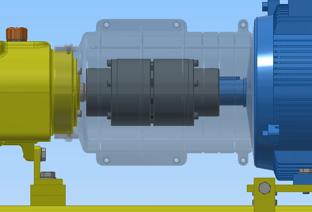 Reference Pumps and Compressors C.D.R. by KTR Systems GmbH
