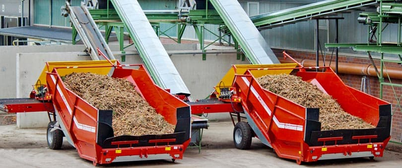 Reference Agriculture GRIMME by KTR Systems GmbH