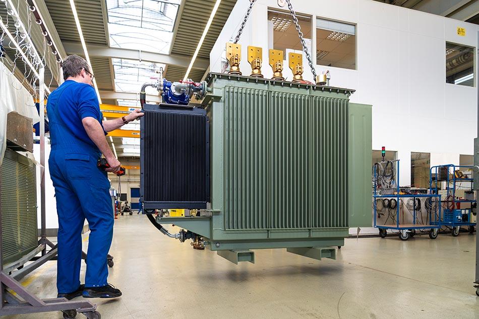Reference Wind Power J.Schneider Elektrotechnik by KTR Systems GmbH