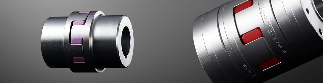 ROTEX torsionally flexible  and ROTEX GS backlash-free servo couplings | KTR