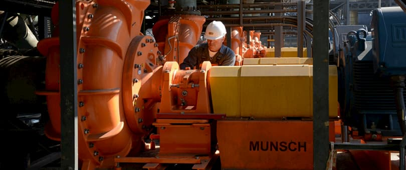 Reference Pumps and Compressors Munsch by KTR Systems GmbH