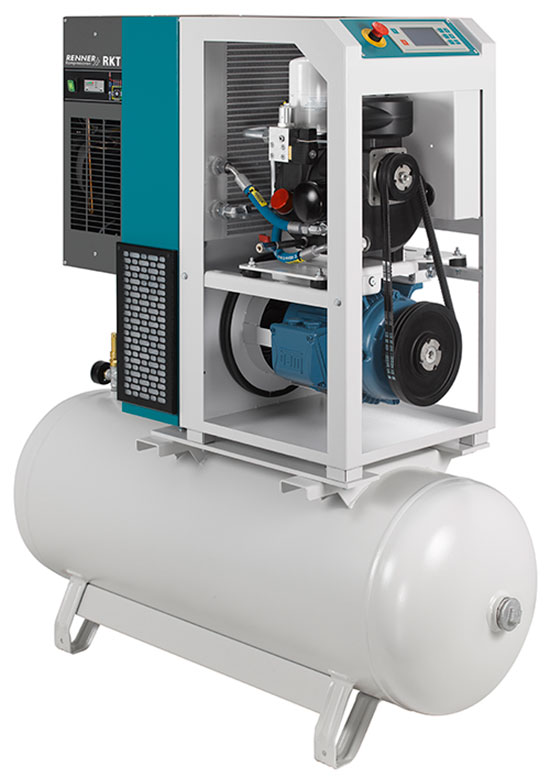 Reference Pumps and Compressors RENNER by KTR Systems GmbH