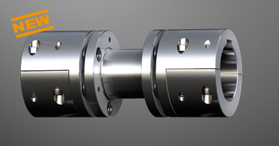 Steel lamina couplings RIGIFLEX-N A-H by KTR Systems GmbH