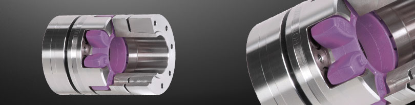ROTEX<sup>®</sup> Clamping ring hubs