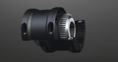 Gear couplings BoWex GT by KTR Systems GmbH