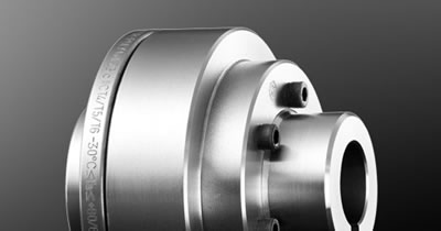 POLY - torsionally-flexible, shear shaft coupling