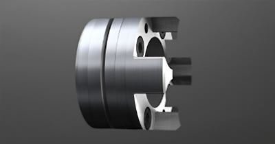 ROTEX&reg GS Clamping ring hubs steel