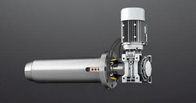 Rotor Lock – Elektromekaniske