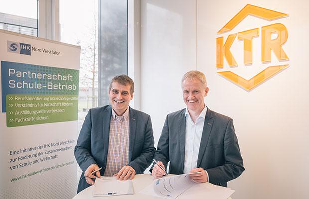 Holger Klinge Sauerland by KTR Systems GmbH