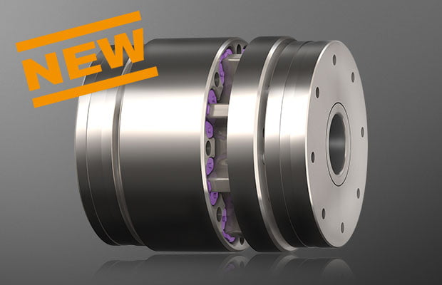 Backlash-free servo couplings ROTEX GS HP by KTR Systems GmbH